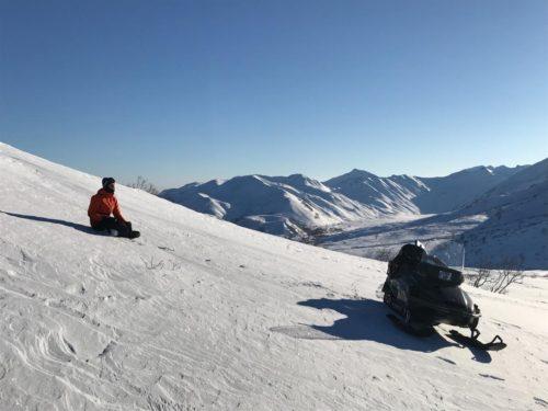 Снегоходная экскурсия
