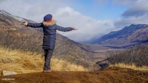 Экскурсия а малую долину гейзеров