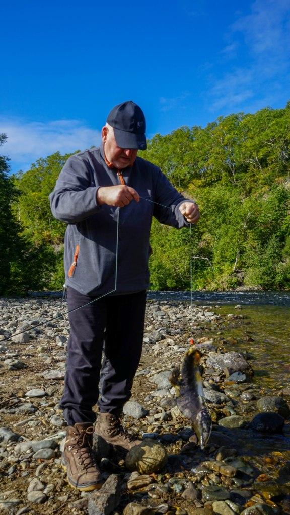 Рыбалка Камчатка