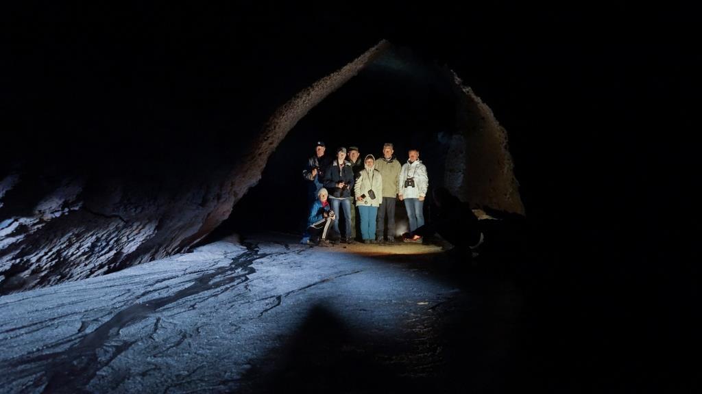 пещеры Камчатка