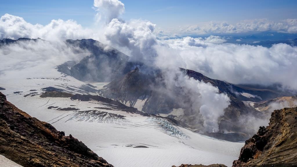 вулкан Мутновский