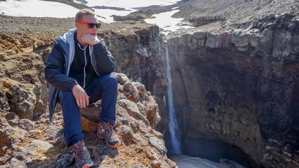 каньон Опасный (Камчатка)