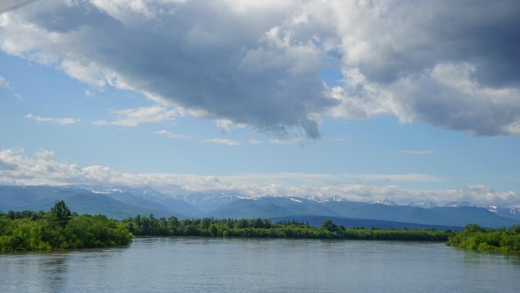 река Камчатка