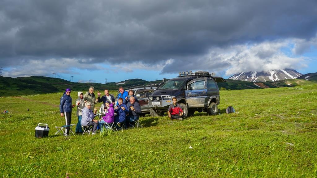 высокогорные озера Камчатки