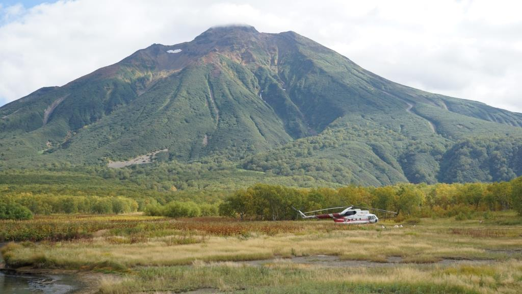 вулкан Приёмыш